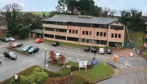 Office to let in Llys Eirias, Abergele Road, Colwyn Bay