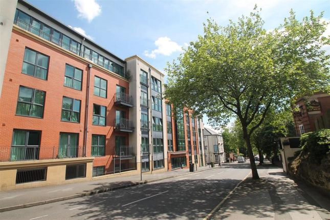 Flat to rent in North Sherwood Street, Nottingham