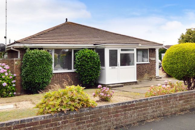 Thumbnail Detached bungalow for sale in Southway, Littlehampton