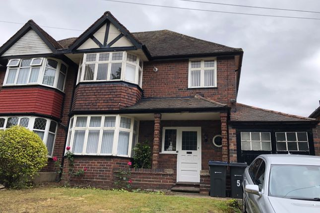 Thumbnail Semi-detached house to rent in Lindale Avenue, Hodge Hill, Birmingham