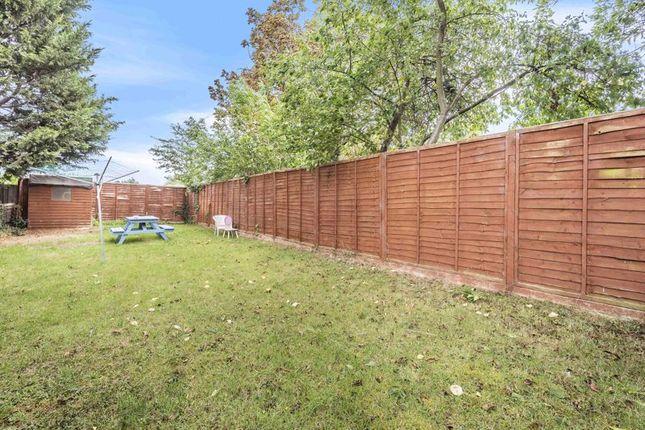 Rear Garden of Parkview Road, London SE9