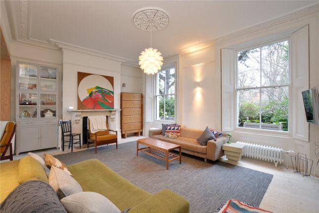 Thumbnail Maisonette to rent in Granville Park, London
