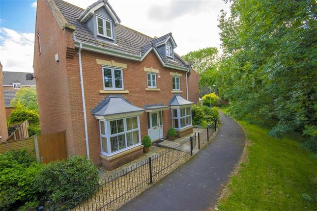 Thumbnail Detached house for sale in 32, Bentley Drive, Oswestry, Shropshire