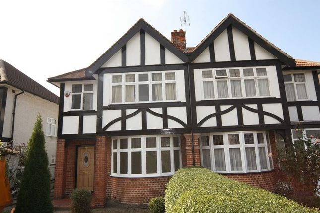 Thumbnail Flat to rent in Greenford Road, Greenford