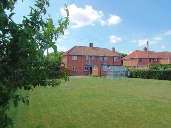 Thumbnail Semi-detached house for sale in Drayton, Norwich, Norfolk