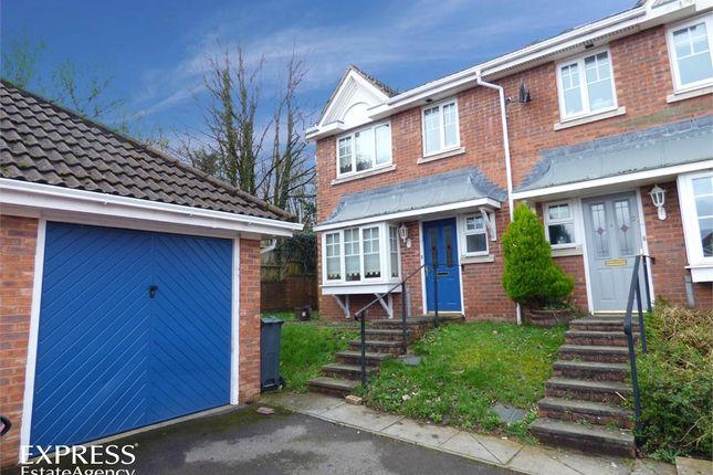 Thumbnail Semi-detached house for sale in Plas Y Mynach, Radyr, Cardiff, South Glamorgan