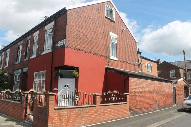 4 bed end terrace house for sale in Cuthbert Avenue, Levenshulme, Manchester