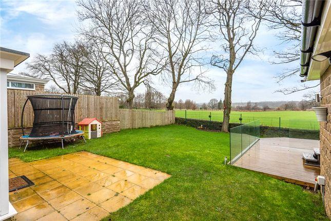 Rear Garden of Grange Fold, Lightcliffe, Halifax, West Yorkshire HX3