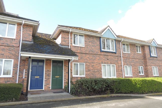 Thumbnail Duplex for sale in Corinthian Court, Alcester