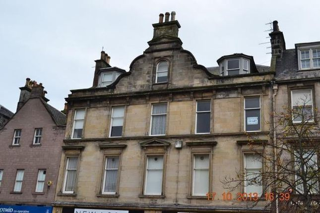 Thumbnail Flat to rent in High Street, Montrose