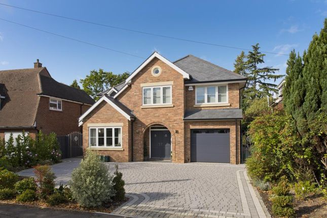 Thumbnail Detached house to rent in Knowle Park, Cobham