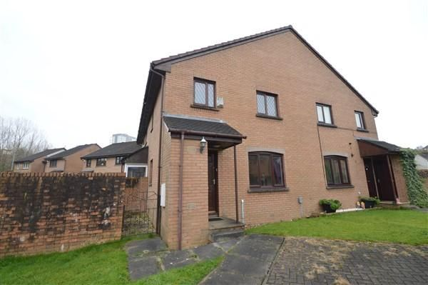 Thumbnail Terraced house for sale in Millhouse Drive, Kelvindale, Glasgow