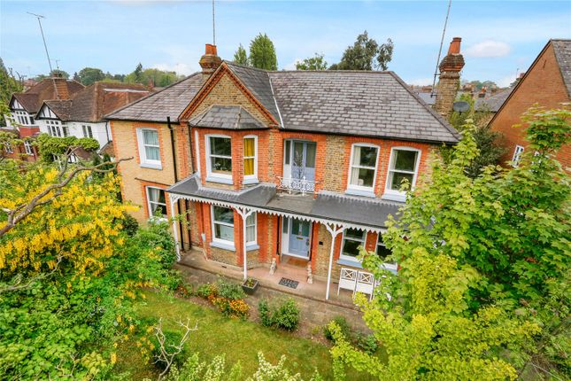 Thumbnail Detached house for sale in Uxbridge Road, Rickmansworth, Hertfordshire