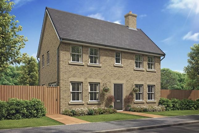 """Thumbnail 3 bed semi-detached house for sale in """"Ennerdale"""" at Burlow Road, Harpur Hill, Buxton"""