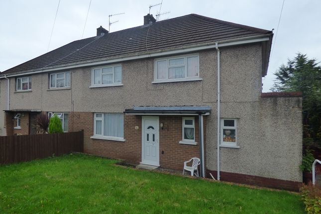 Thumbnail Property for sale in Heol Catwg, Caewern, Neath .