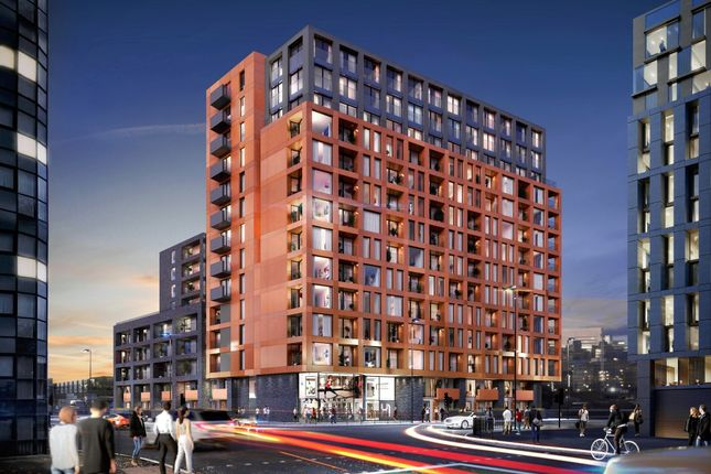 Thumbnail Flat for sale in Liverpool Street, Salford
