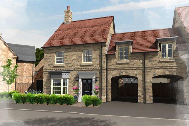 Thumbnail Semi-detached house for sale in Plot 9, 4 North Road, Brampton Park, Huntingdon