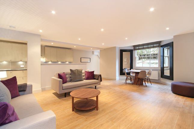 Thumbnail Flat to rent in Lower Addison Gardens, London