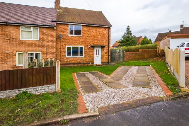 Thumbnail Semi-detached house to rent in Ennerdale Crescent, Chesterfield