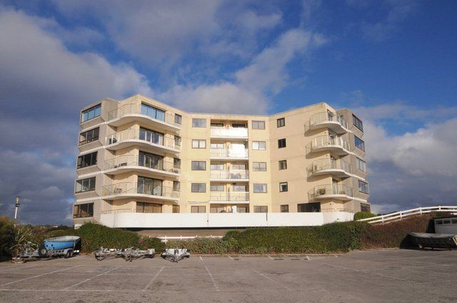 Thumbnail Flat for sale in Salterns Way, Lilliput, Poole, Dorset