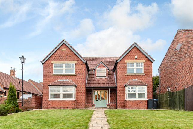 Thumbnail Detached house for sale in Meadow Grange, New Lambton, Bournmoor