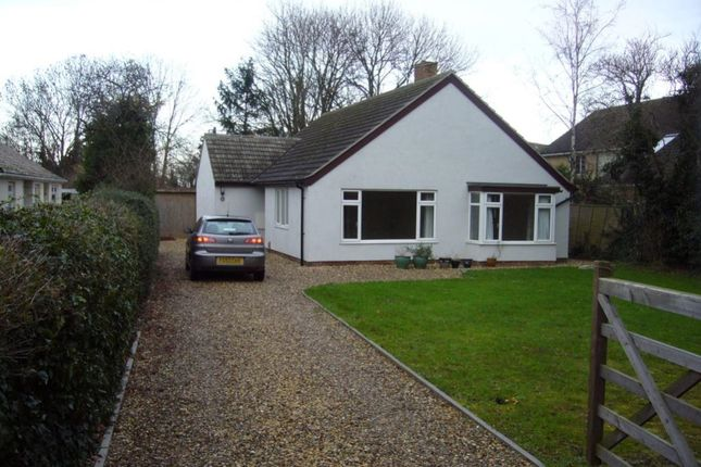 3 bed bungalow to rent in Toyse Lane, Burwell CB25