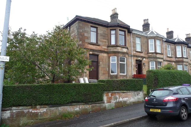 Thumbnail Flat for sale in Broomfield Road, Springburn