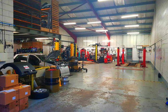 Thumbnail Parking/garage for sale in Trillwyd Industrial Estate, Kinmel Bay, Rhyl