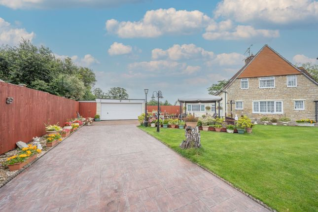 Thumbnail Semi-detached house for sale in Station Road, Llanwern
