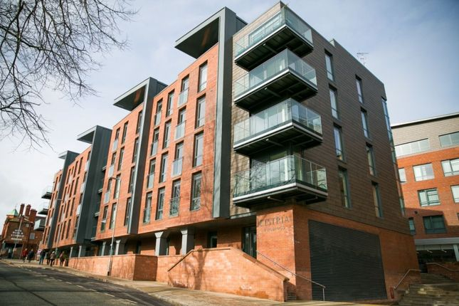 Thumbnail Flat for sale in Delamere Street, Chester