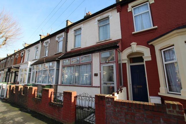 3 bed terraced house for sale in Norfolk Road, East Ham