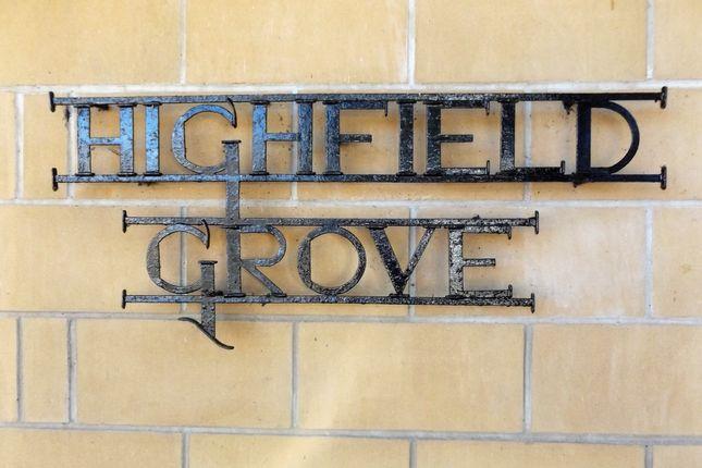 Thumbnail Flat for sale in Highfield Grove, Kilmarnock