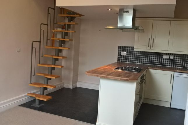Thumbnail Flat to rent in Spruce House, Upper Washer Lane