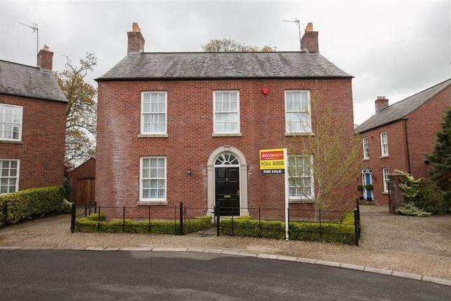 Thumbnail Detached house for sale in 22, Kilwarlin Avenue, Hillsborough