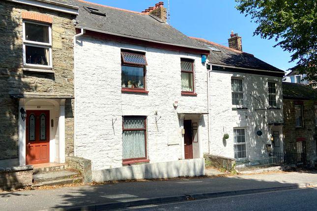 Thumbnail Terraced house for sale in Killigrew Street, Falmouth