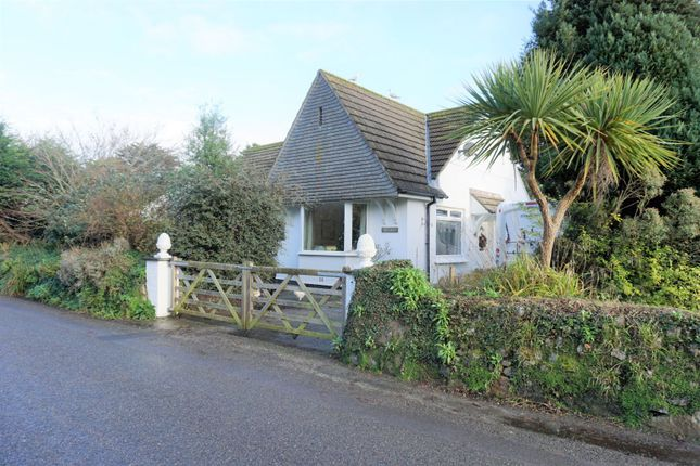 Thumbnail Bungalow for sale in Church Road. Lelant, St. Ives