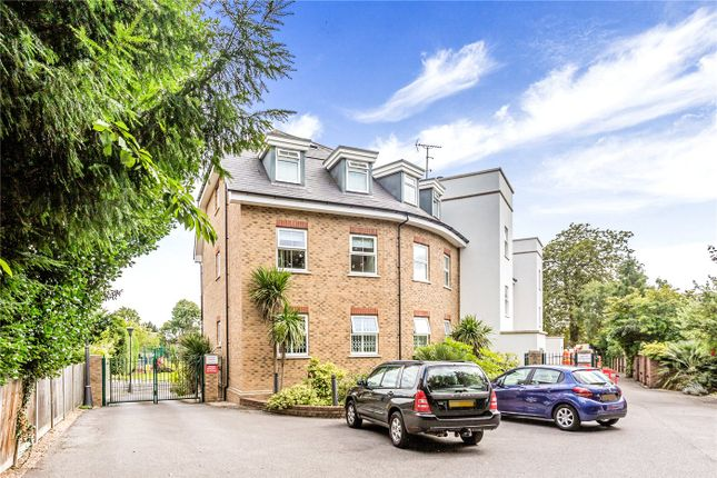 Thumbnail Flat for sale in Warne Court, 8 Village Road, Enfield