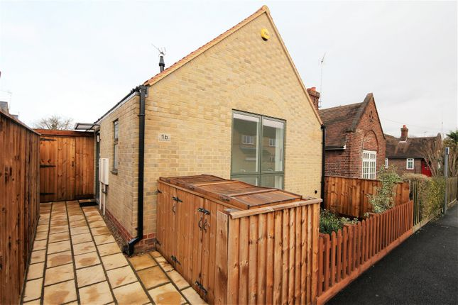 Thumbnail Detached bungalow for sale in Seymour Street, Cambridge