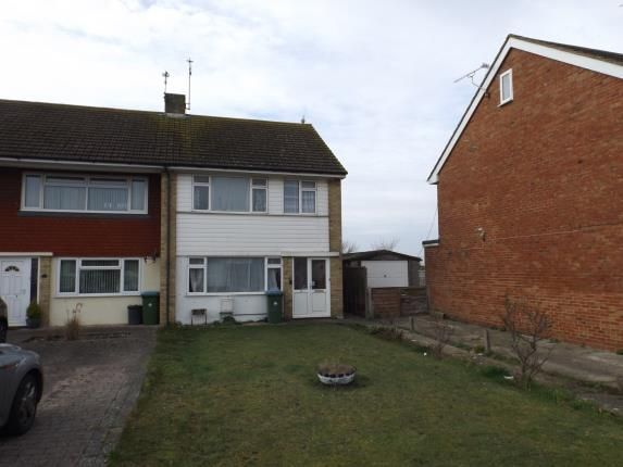 3 bed end terrace house for sale in Somerton Green, Bognor Regis
