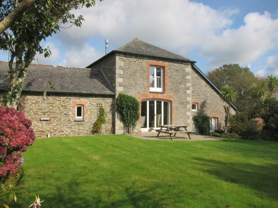 Thumbnail Barn conversion for sale in Ruan High Lanes, Truro, Cornwall