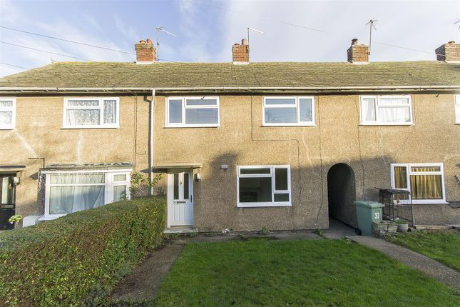Thumbnail Terraced house for sale in Springfield Road, Barlow, Dronfield