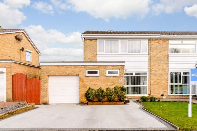 Thumbnail Semi-detached house for sale in Pulford Road, Stockton On Tees, Cleveland