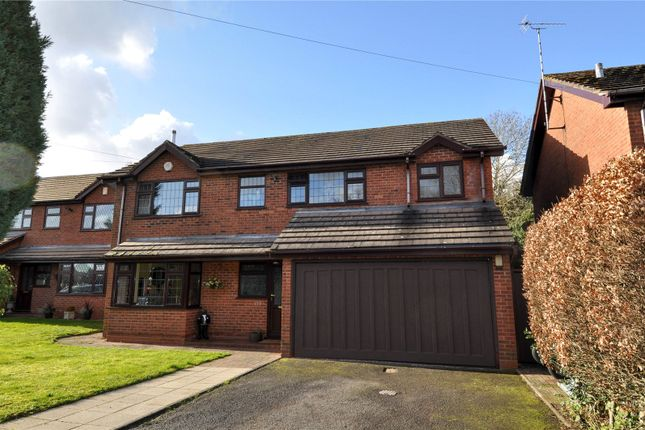 Thumbnail Detached house for sale in Redditch Road, Kings Norton, Birmingham