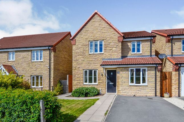 Thumbnail Detached house for sale in Broadacre Way, Alfreton