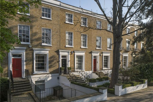 Thumbnail Property for sale in Blenheim Terrace, St John's Wood, London