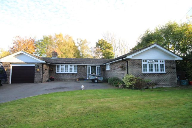 Thumbnail Detached bungalow for sale in Snatts Road, Uckfield