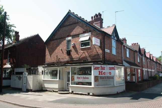 Thumbnail Retail premises to let in Somerset Road, Birmingham