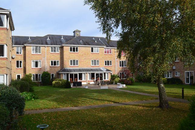 Thumbnail Flat for sale in Cryspen Court, Bury St. Edmunds