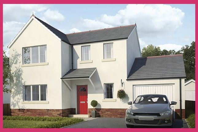 Thumbnail Detached house for sale in Plot 1, Maes Y Llewod, Bancyfelin