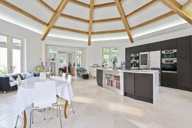 Thumbnail Detached house for sale in North Common Road, London
